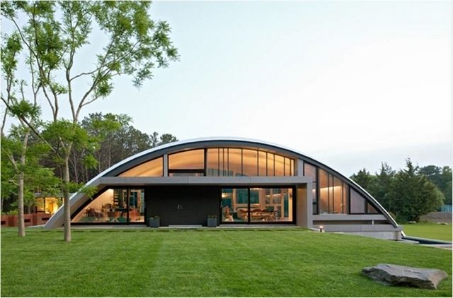 Astonishing Modern Quonset Homes Gallery - Simple Design Home ...