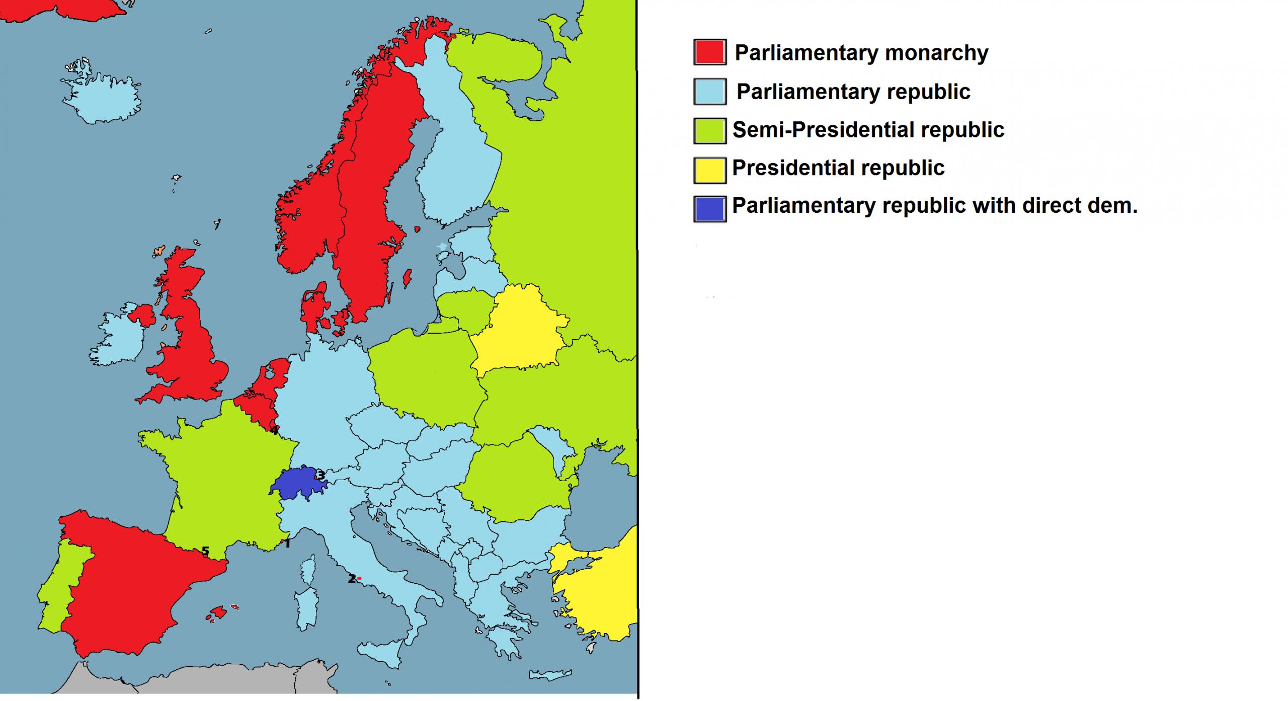 monarchy vs republic