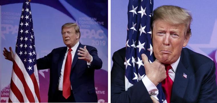 trump hugging flag.png