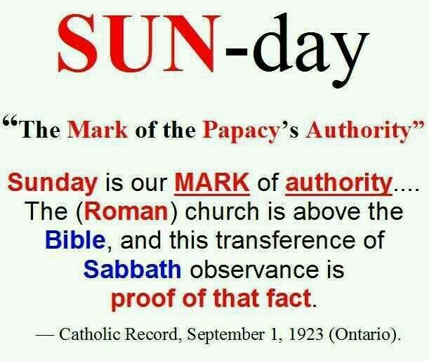 Bible - Mark Of The Beast Statement Sunday Is Our Mark.jpg