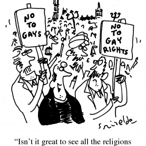 My favorite political/religious/social issues cartoons
