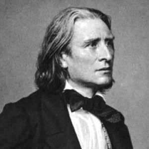 Franz Liszt great pianist